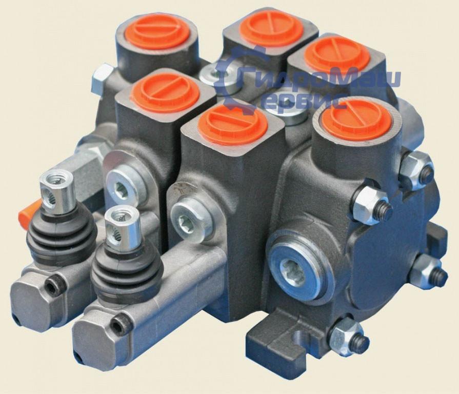 Гидрораспред. 2PC100-N2 A1A1 T2 G2Kz1 (секции)