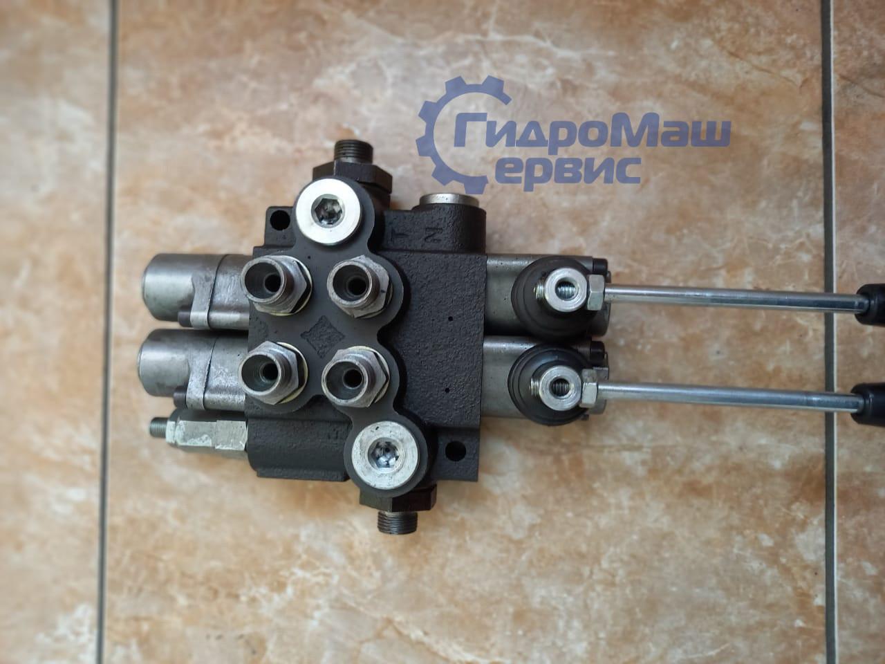 Гидророаспределитель 02Р40-1А1А1А1А GKz1 (с плав. положен.)
