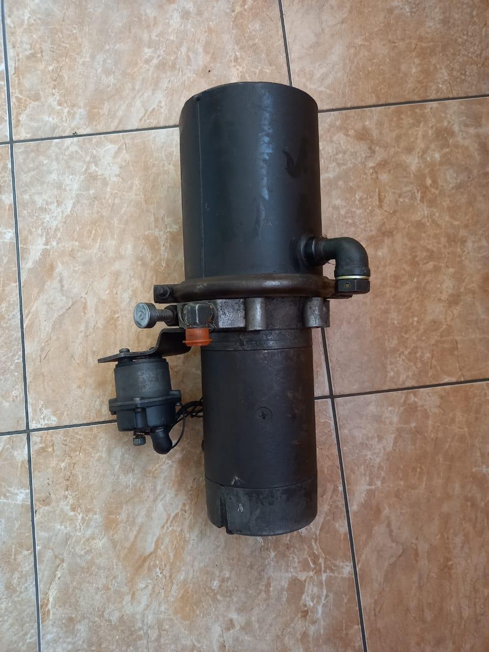 Мобильная гидростанция 24В